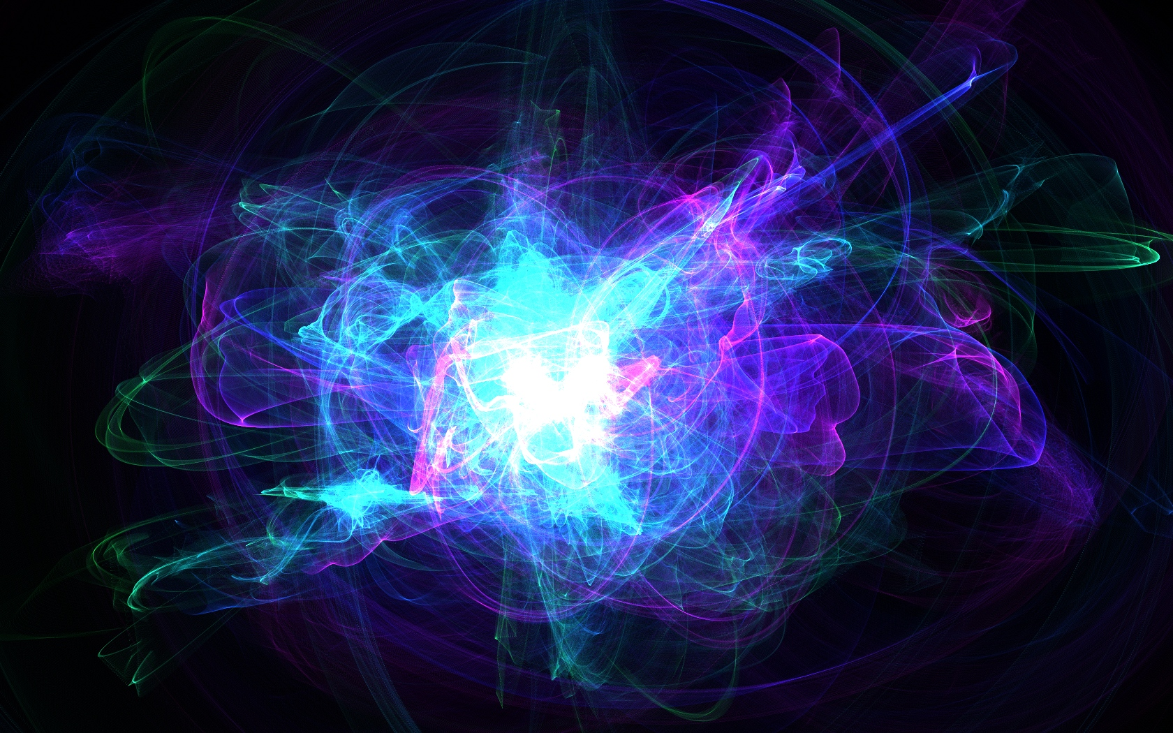 Abstract Laser Wallpapers (and make your own ...
