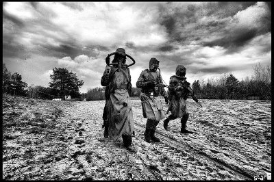 S.T.A.L.K.E.R. shadow of Chernobyl (Hardcore Cosplay)