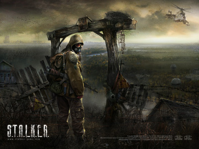 S.T.A.L.K.E.R. shadow of Chernobyl (click for large picture)